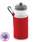 Chiller Water Bottle and Holder